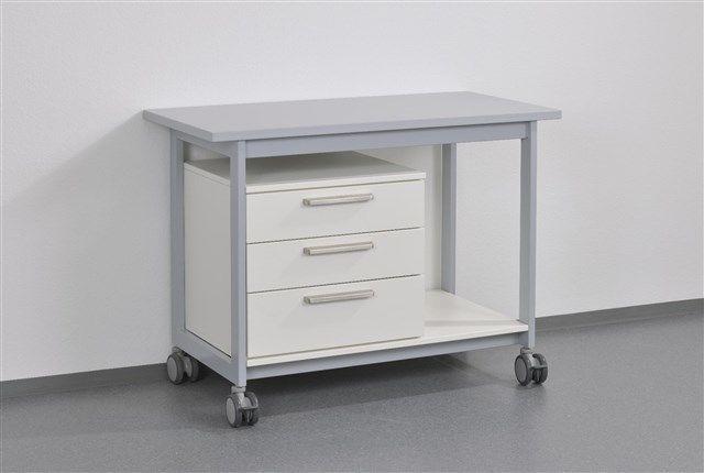 WALDNER - Mobile table