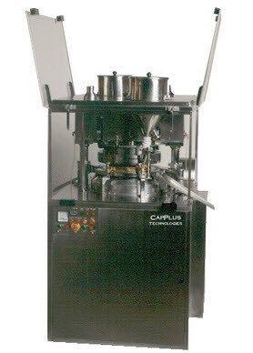 CapPlus Technologies - Econoline Double Sided Press