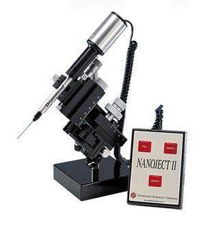 Drummond Scientific - Nanoject II Auto-Nanoliter Injector