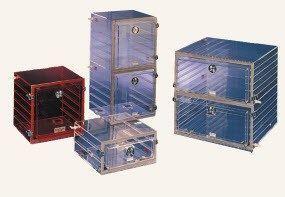 Plas-Labs - Multiple Cubicle Desiccators