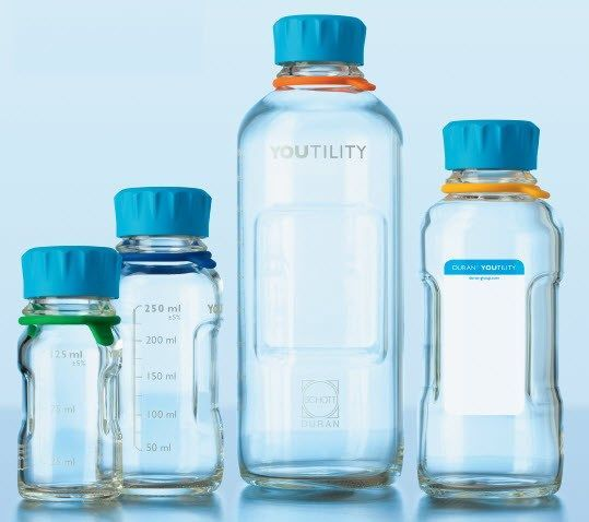 SCHOTT - DURAN YOUTILITY Laboratory Glass Bottle System