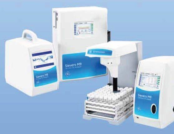 GE Analytical Instruments - Sievers M9 TOC Analyzers
