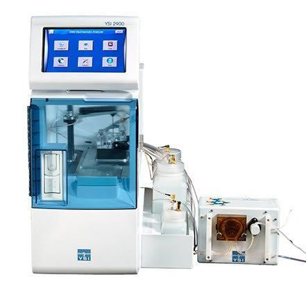 YSI Life Sciences - 2900M Online Monitor & Control System