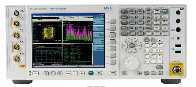 Agilent Technologies - X-Series Signal Analyzer