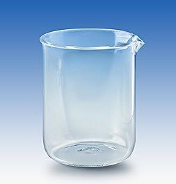 Technical Glass Products - BEAKERS • LOW FORM