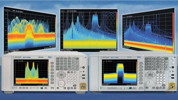 Agilent Technologies - Real-Time Spectrum Analyzer (RTSA)