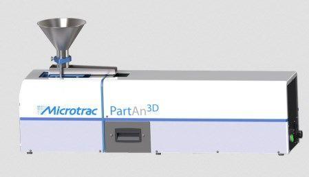 Microtrac - PartAn 3-D