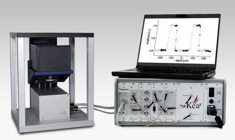 Magritek - NMR-Mouse