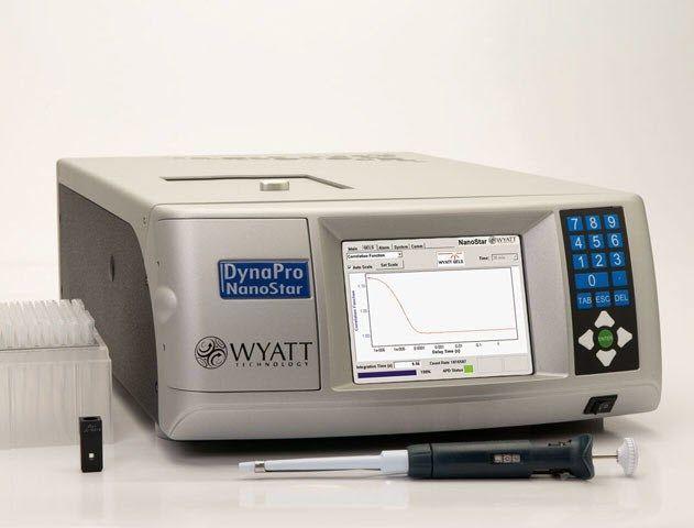 Wyatt Technology - DynaPro NanoStar