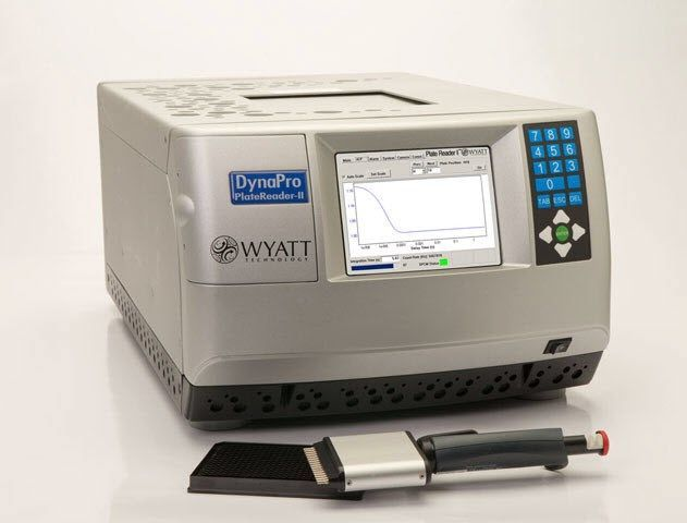 Wyatt Technology - DynaPro Plate Reader II