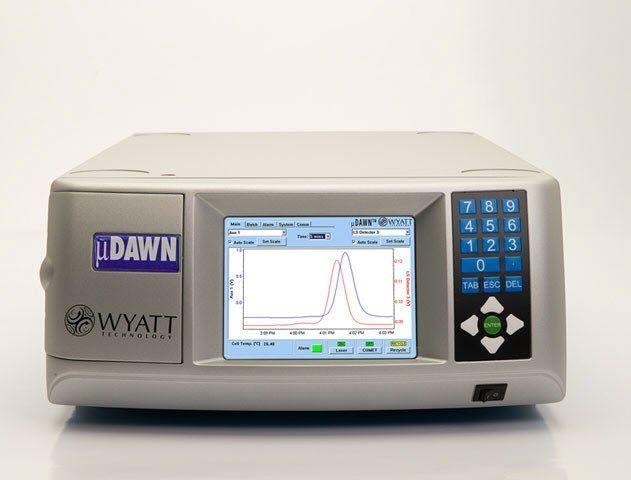 Wyatt Technology - µDAWN