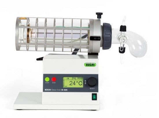 BUCHI Corporation - Glass Oven B-585