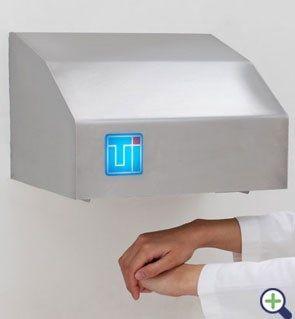 Terra Universal - PureDry™ Cleanroom Hand and Glove Dryers - Single Pass Model