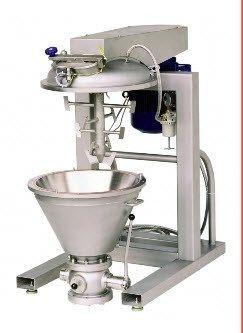 Hosokawa Micron Powder Systems - Vrieco-Nauta Cyclomix