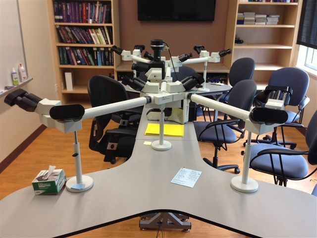 OnePointe Solutions - Microscope Tables