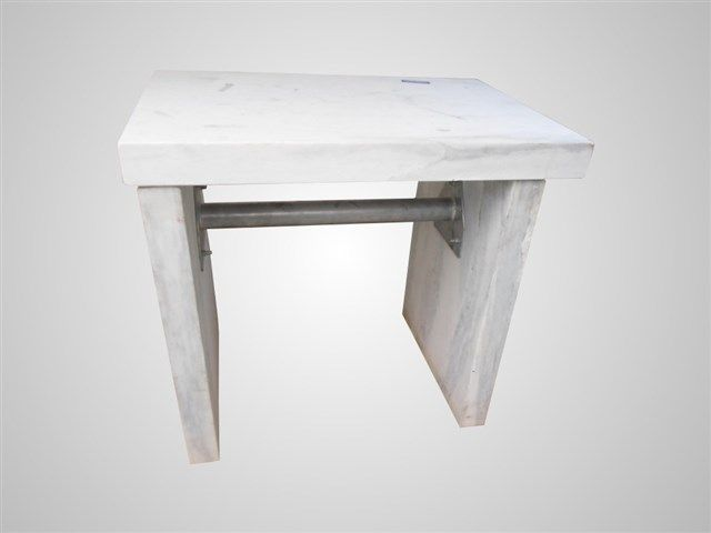 OnePointe Solutions - Built to Order Marble Balance Tables