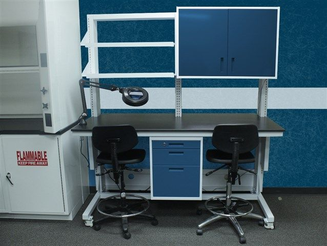 OnePointe Solutions - Custom Lab Tables