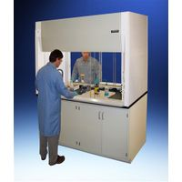 HEMCO Corporation - UniFlow Dual Entry Fume Hoods
