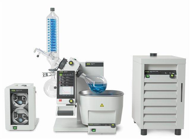 BUCHI Corporation - Rotavapor R-300 System