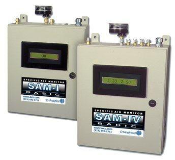 OI Analytical - SAM-Basic Refrigerant Monitor