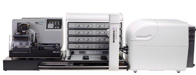BioTek - BioSpa 8 Automated Incubator