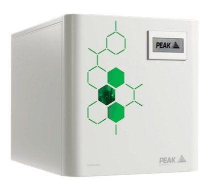 Peak Scientific - Precision Hydrogen Trace 500
