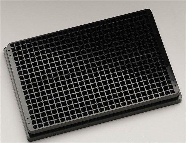 Porvair Sciences - Krystal Series Clear Bottom Plates