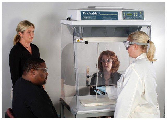 AirClean® Systems - TeachAide™ Demonstration Fume Hood