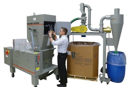 Hosokawa Micron Powder Systems - Dedusting System