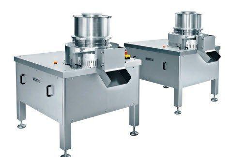 Hosokawa Micron Powder Systems - Alpine Bextruder Extruder/Granulator