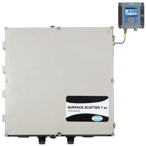 Hach Company - Surface Scatter 7 sc High Range Turbidimeter