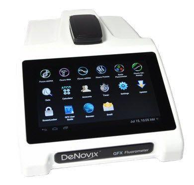 DeNovix Inc. - QFX Fluorometer