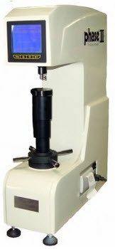 Phase II - Digital Rockwell Motorized Hardness Tester