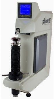 Phase II - Digital TWIN Rockwell/Superficial Hardness Tester