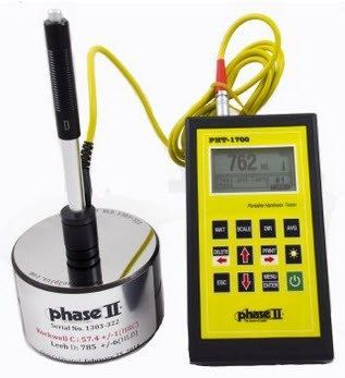 Phase II - Hardness Tester with D impact Device