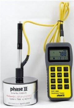 Phase II - Portable Hardness Tester