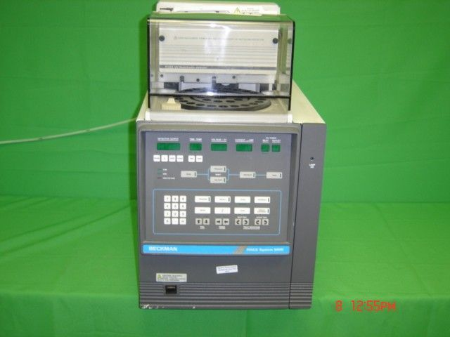 SCIEX - P/ACE 5000