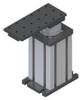 Prior Scientific - Adjustable Rigid Post Mount