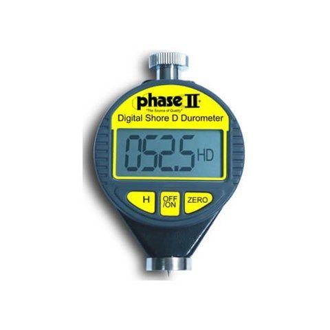 Phase II - Digital Shore D Durometer