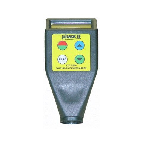 Phase II - Integrated Coating Thickness Gage with Auto Detect