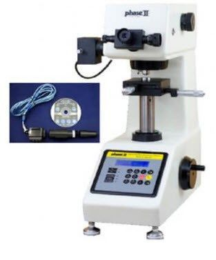 Phase II - Micro Vickers Hardness Tester with Manual Software
