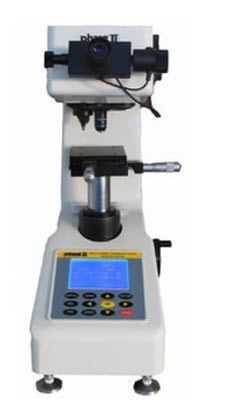 Phase II - Digital Motorized Micro Vickers Hardness Tester