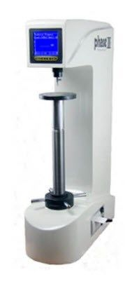 Phase II - Tall Frame Digital Motorized Touch Screen Rockwell Hardness Tester