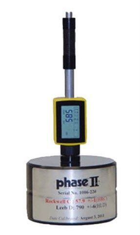 Phase II - Integrated Hardness Tester with DL Impact Device