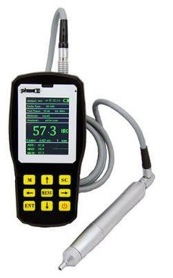 Phase II - Ultrasonic Hardness Tester with 10Kgf Probe