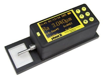 Phase II - Portable Surface Roughness Gauge Profilometer