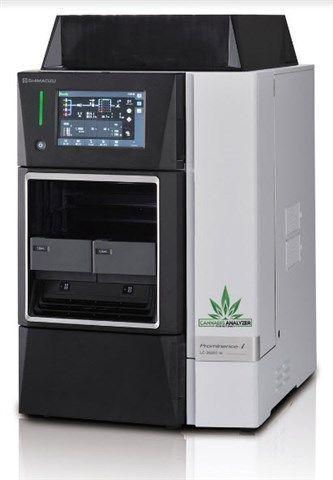 Shimadzu - Cannabis Analyzer for Potency