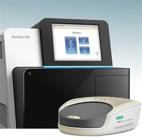 Illumina - Bio-Rad® Single-Cell Sequencing Solution