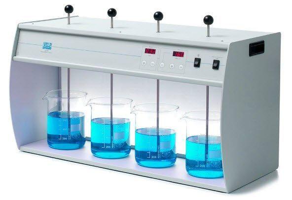 VELP Scientifica - Flocculators - JLT Series