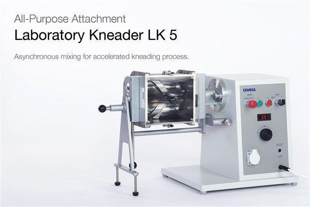 ERWEKA - Laboratory Kneader LK5